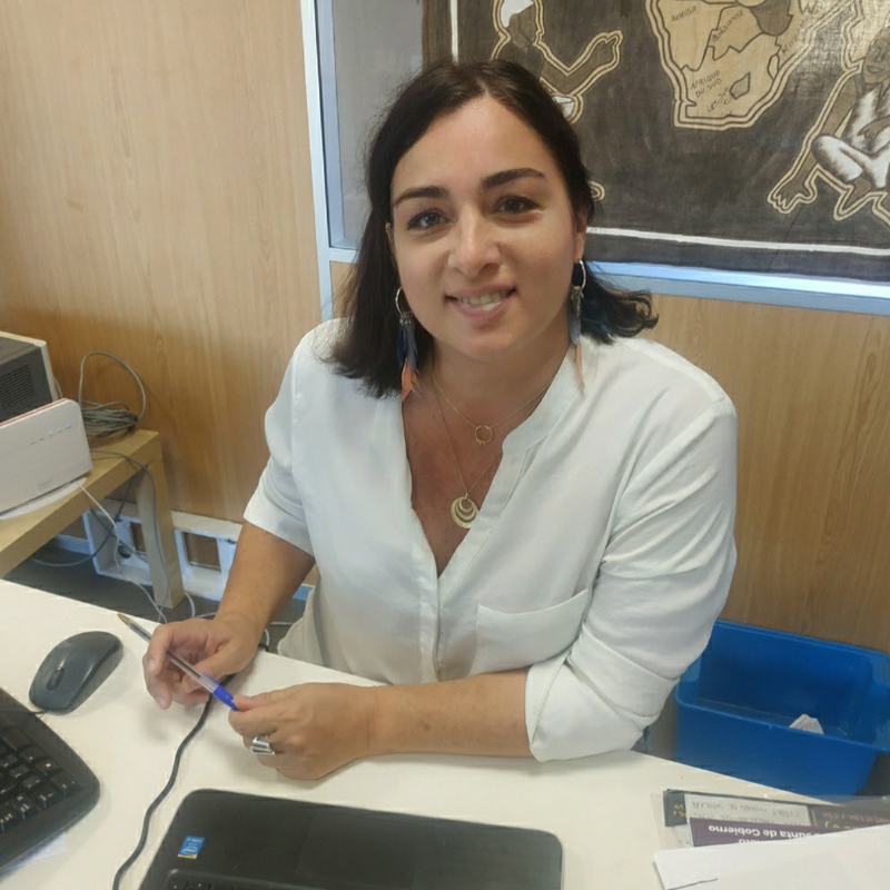 Patricia Ontiveros Pérez